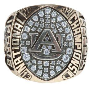 Auburn 2004 ring